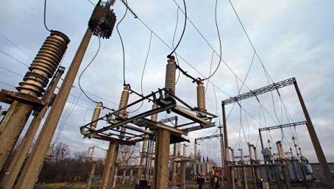 Электросети Крыма перейдут п…