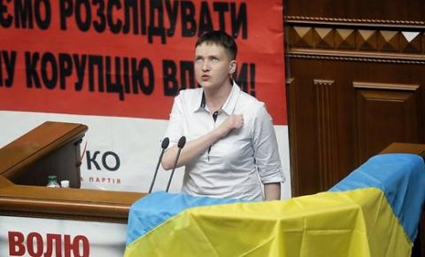 Савченко — депутатам ВРУ: «с этого «Титаника» не уйдут даже крысы» (+видео)