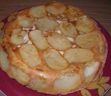 Сытный  и вкусный пирог
