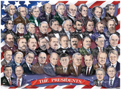 Генеалогия: Все президенты С…