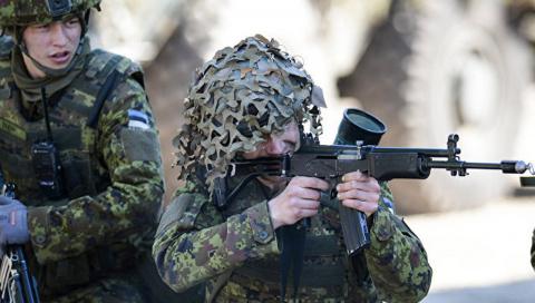 «Это всё Россия!» Эстония с перепугу подкупила ещё оружия