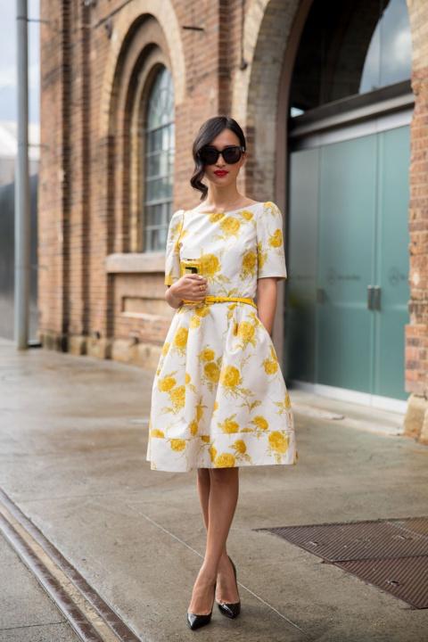 Платье по типу фигуры: как выбрать?