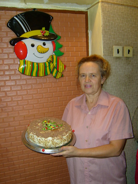 Лидия Завроцкая