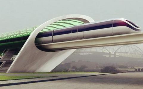 Поезд, обгоняющий самолет: Россия совершит технологический прорыв в будущее!
