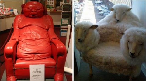 Ужасные кресла для людей с б…