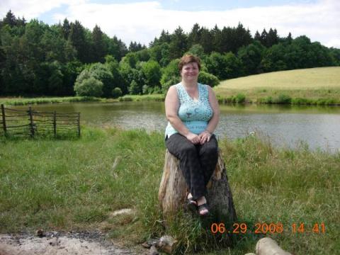 Аленушка...на озере.