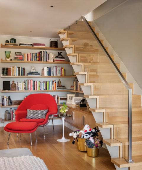 Лестницы в интерьере — сдела…