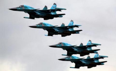 Российские ВКС готовы распра…