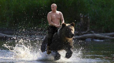 Не дразните русского медведя…