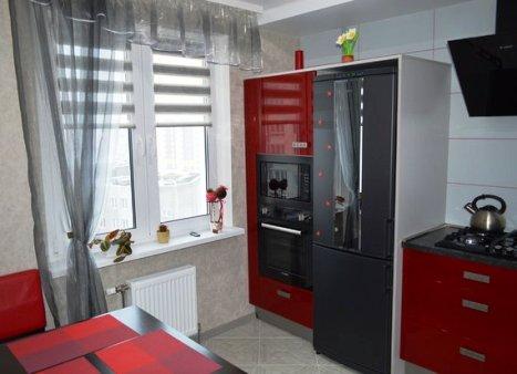 Вариант отделки кухни