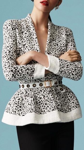Carolina Herrera Круизная коллекция 2017 — очень шикарно и со вкусом. Дизайнер верна себе!