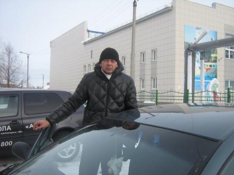 Сергей Русанов