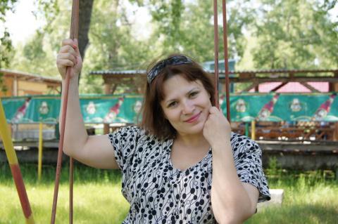 Наталья Троян
