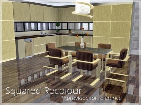 Мебель для столовой от Arelien