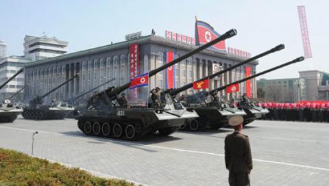 США и Япония усилят давление на КНДР