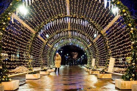 Москва встретит Новый год без снега – впервые в истории