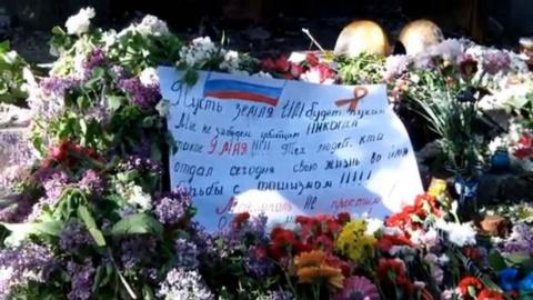 В Мариуполе готовят в сакральную жертву «онижедетей». Анна Долгарева