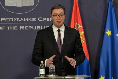 Президент Сербии одернул обн…