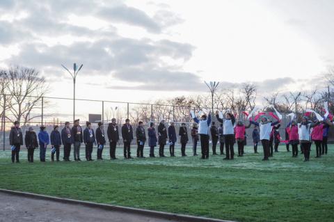 Многофункциональный стадион открыт в Ставропольском крае
