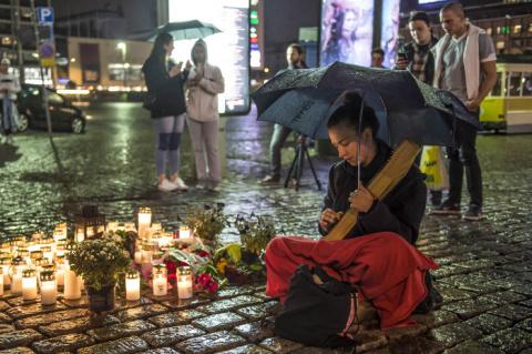 Трагедия в Финляндии:  десять пострадавших от нападения в Турку