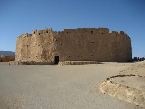 Зернохранилище Каср аль-Хадж…