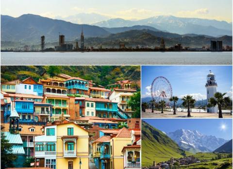 Куда поехать в Грузии: интересные маршруты по Грузии