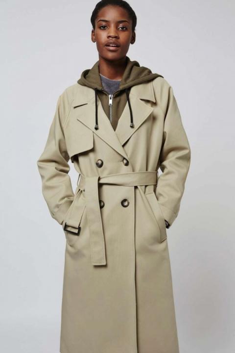 Модная альтернатива пальто