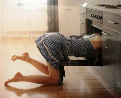 История про то, как я пирог потеряла. Женщины — они такие непредсказуемые, мда...