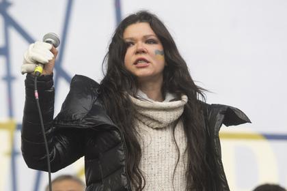 Певица Руслана назвала украинцев потомками шумеров