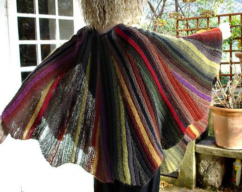 Азы «swing-knitting» - повор…