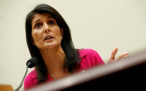 Хейли: Предупредив Дамаск, п…