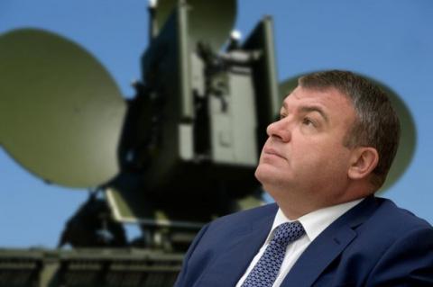 Сердюкова не пустили к Путин…