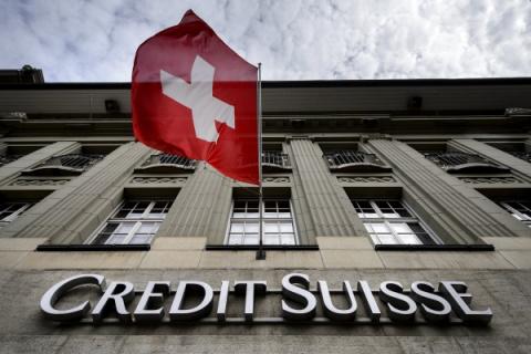 Credit Suisse внес пять стра…