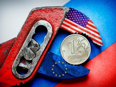 Санкции против России назван…