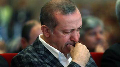 Александр Жилин: Эрдогана на…