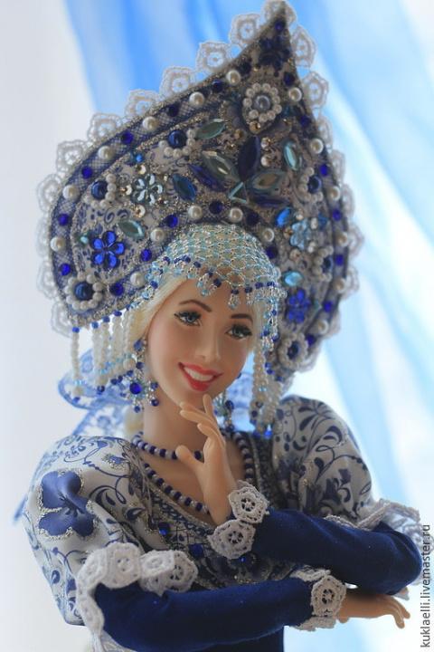Куклы ручной работы Ларисы Исаевой