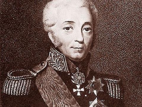 Война 1812 года: Дмитрий Лоб…
