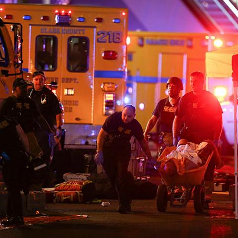 В результате стрельбы в Лас-…