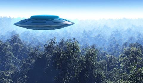 Неудачная атака НЛО на росси…