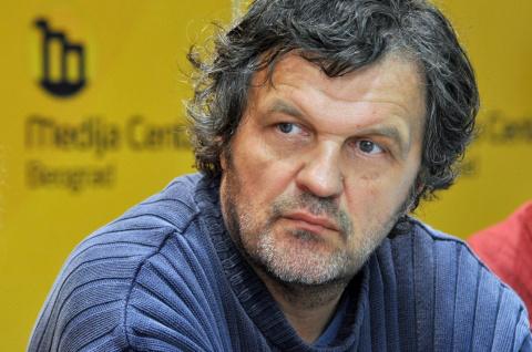 Сербский режиссёр Кустурица попал на «Миротворец»