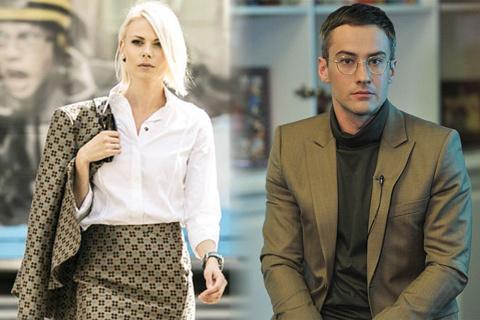 Дмитрий Шепелев встречается с блондинкой