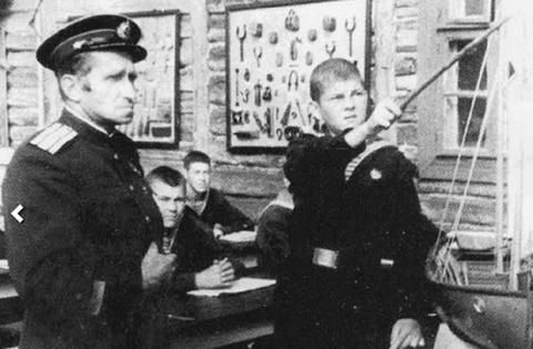 Кузница юных героев: Соловец…