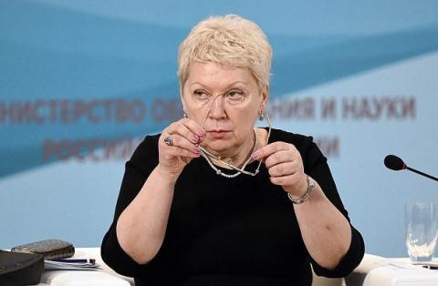 Министру образования России не нравятся школьные учебники
