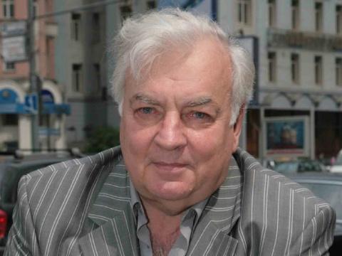 Умер известный актер Михаил Державин