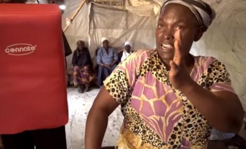 «Бойцовский клуб бабушек» — почему в Кении бабушки учатся драться и кричать во весь голос