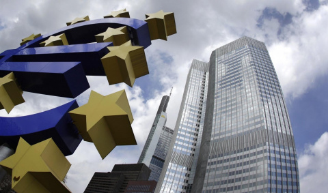 Евро может в одночасье упасть