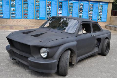 ЗАЗ 968 или всем известный «…