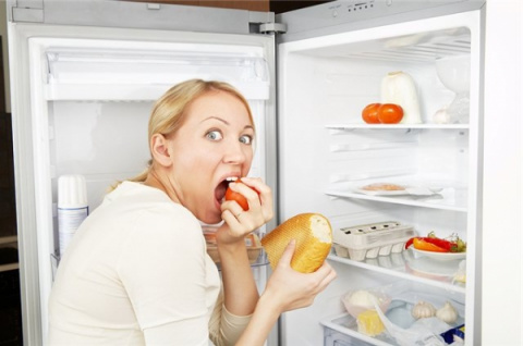 Как избавиться от чувства голода?