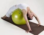 Упражнения для укрепления спины.