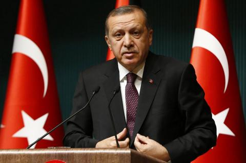 Эрдоган публично отказал Путину